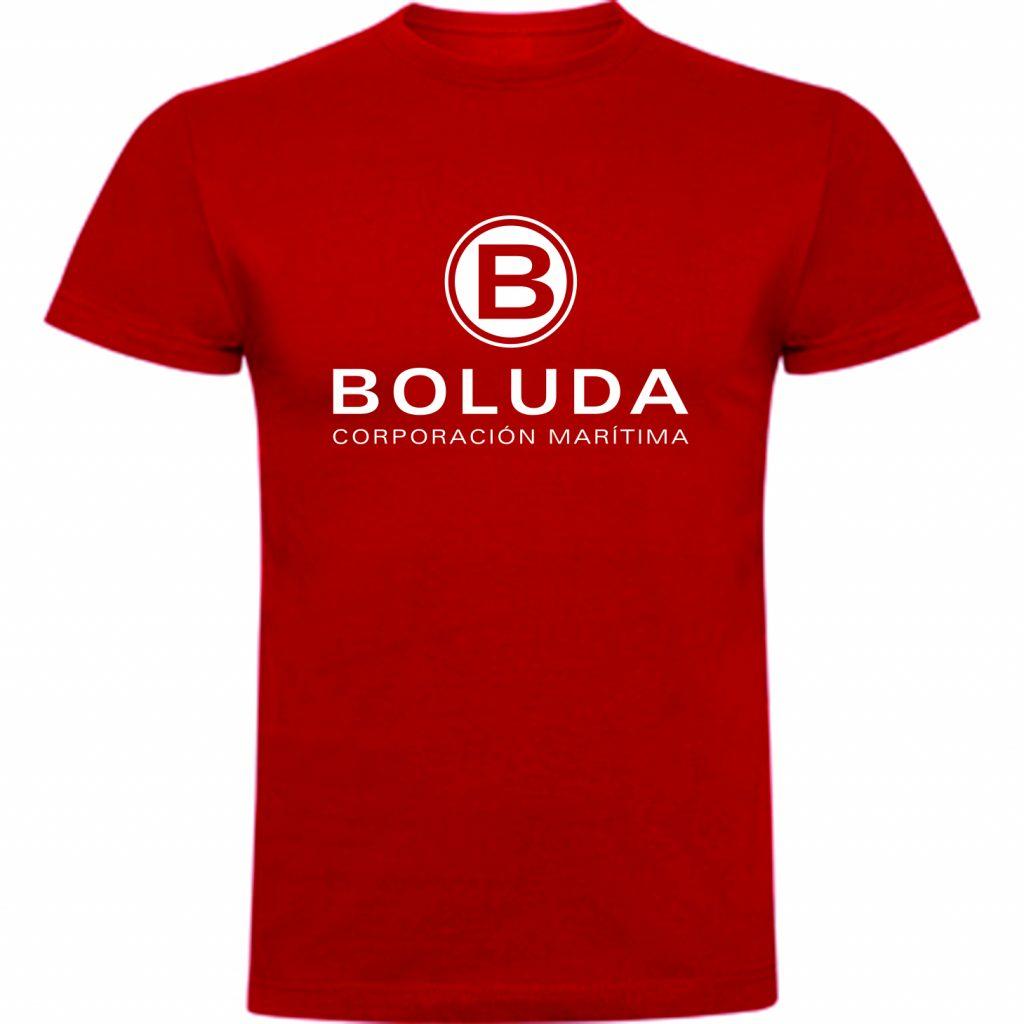 Camiseta de algodón y poliéster, con serigrafía especial para prendas textiles, diseñada para regalos de empresa